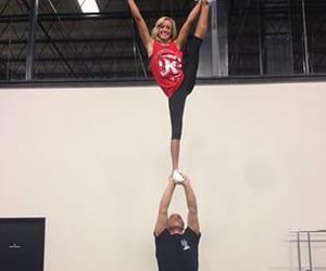 ca, cheer, and cheerleader image