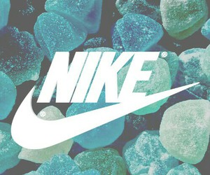 Logo, nike, and wallpaper image