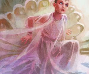 The Neverending Story, art, and Childlike Empress image