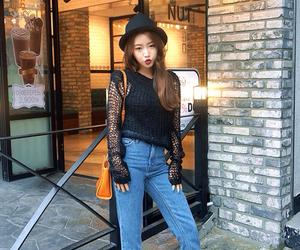 kfashion, jung min hee, and stylenanda image
