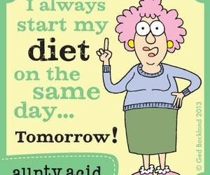 always, diet, and tomorrow image