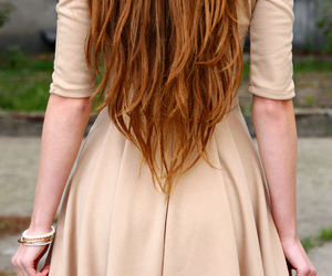 girl, hair, and beautiful image