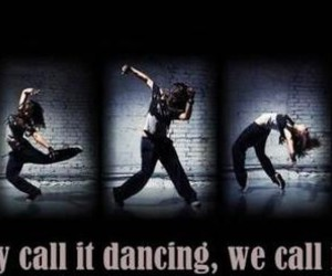 dancing and living image