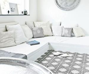 white, beautiful, and interior image
