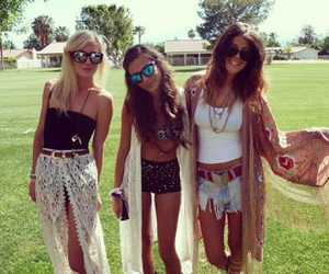boho, coachella, and summer image