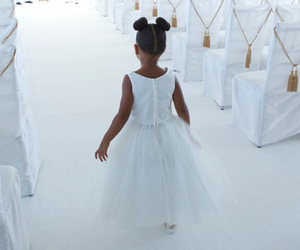 blue ivy, beyoncé, and wedding image