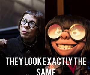 Edna, funny, and hetty image