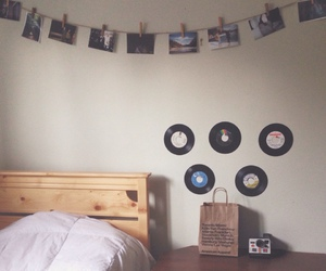 bed, bedroom, and photographies image