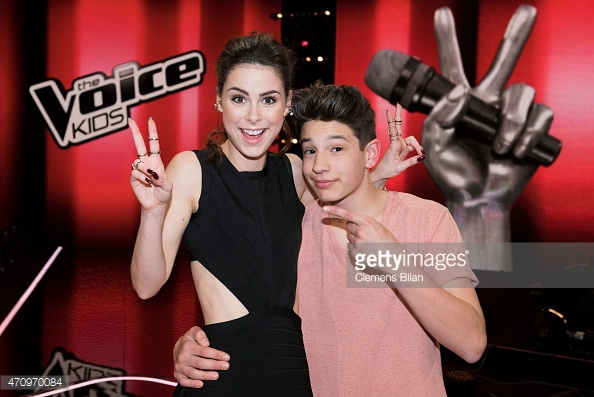 Lena Meyer Landrut And Noah Levi Attend The The Voice Kids Finals News Photo Getty Images