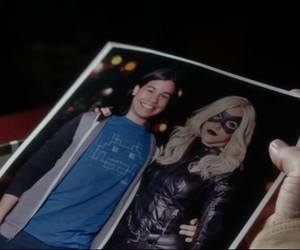 arrow, the flash, and laurel lance image