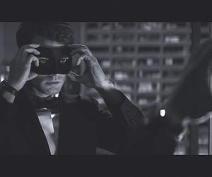 christian grey, Jamie Dornan, and fifty shades darker image