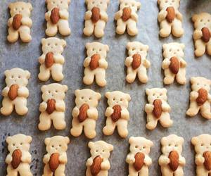 almond, bears, and biscuits image