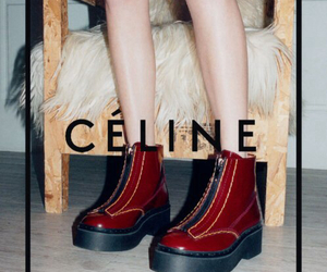 brand, celine, and fashion image