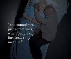 love, forever, and quotes image