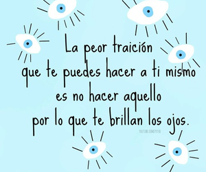 frases, eyes, and quotes image