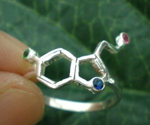 bling, blue, and chemistry image