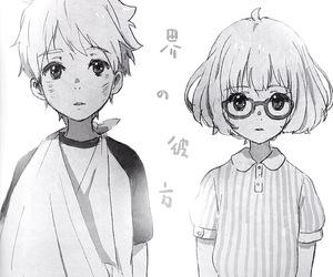 kyoukai no kanata, anime, and akihito kanbara image