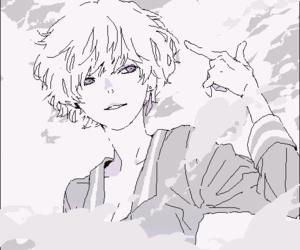 anime, manga, and zankyou no terror image