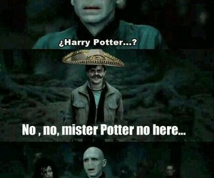 fun, harry potter, and mexicano image