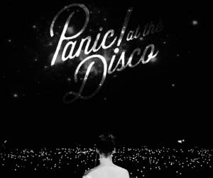brendon urie, model, and panic at the disco image