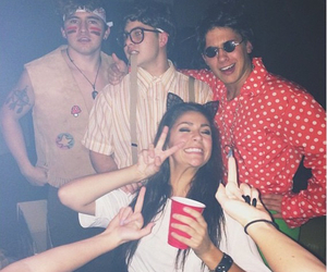 o2l, andrea russett, and grunge image