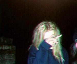 grunge and girl image