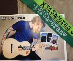 chile, concert, and edsheeran image