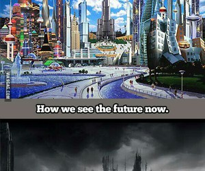 future, quotes, and funny image