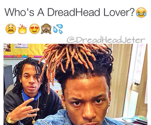 dreads and dread lover image