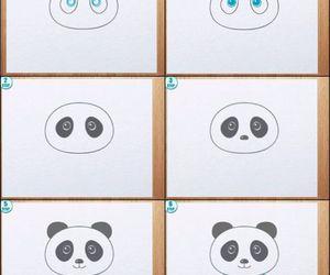 panda and draw image