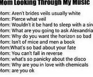 bmth, black veil brides, and pierce the veil image