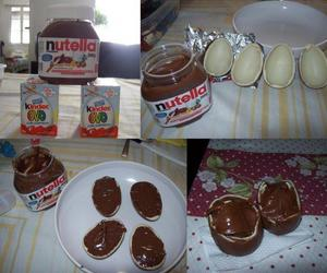 chocolate, yum, and nutella image