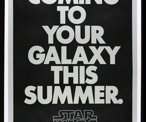 1970s, black and white, and movie posters image