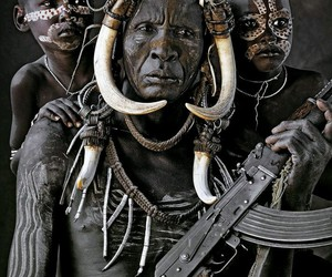 African, culture, and muri image