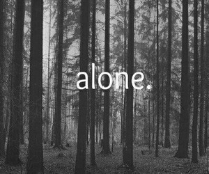 alone, love, and pain image