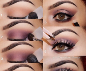 diy, eyebrow, and eyes image