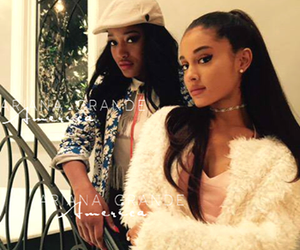 ariana grande, scream queens, and keke palmer image
