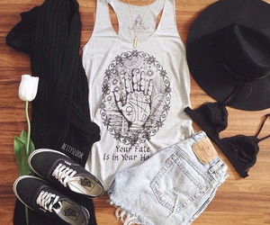 outfit, style, and cute image