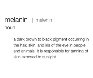 melanin, like, and melaninpower image