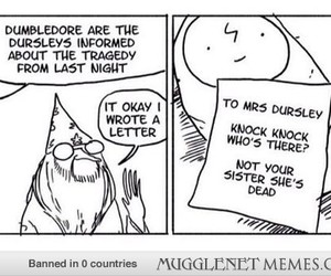 albus dumbledore, sassy, and funny image