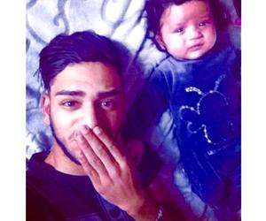 baby, mashallah, and hlel image