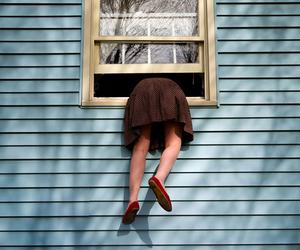 skirt, vintage, and girl image