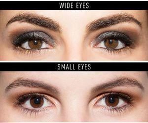 eyes, kind, and make image