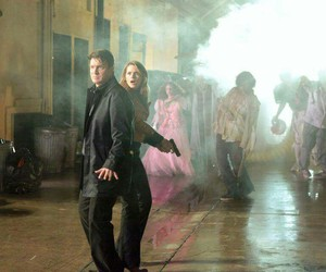 castle and nathan fillion image