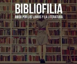 book, bibliofilia, and literatura image