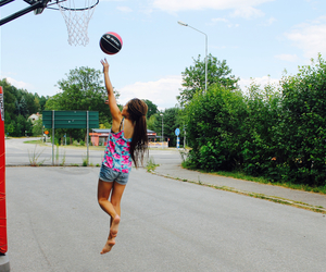 basket, Basketball, and can image