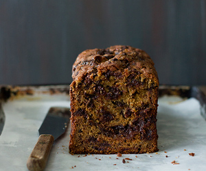 bread, chocolate, and dessert image