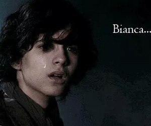 percy jackson, nico di angelo, and ouat image