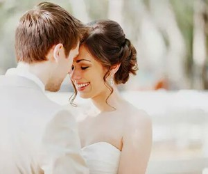 wedding, love, and best day image