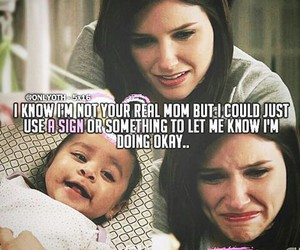 brooke davis, one tree hill, and baby image
